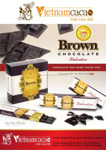 Valentine Branded Chocolate Bar 37gr