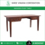 Simple and Elegant Design Wooden Study Table for Students with Discount Available