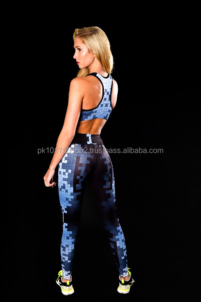 Fitness & Yoga Wear Sportswear Type and Pants Style tie dye yoga pants