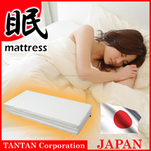Compact Breathable and Year-round comfort far infrared negative ion mattress at Low-cost for Pleasant sleep, Functional mattress