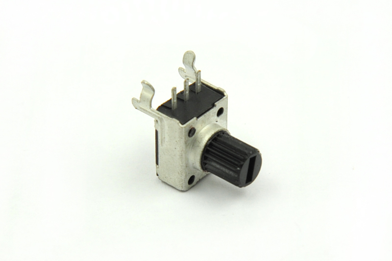 Factory supplier carbon film potentiometer horizontal type potentiometer