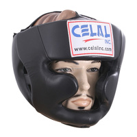Boxing Head Guard with Custom Logo