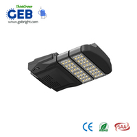 60W LED Street Light, XPE/XPG 3030 Light Source, High Luminous Efficacy with 5 Years Warranty
