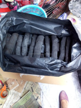 Lemon charcoal for shisha