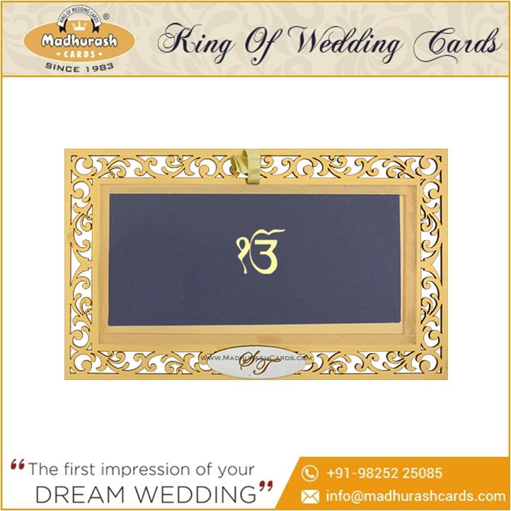 Wedding Card Collection 2017