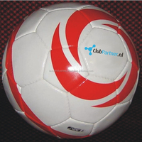 Customized PU/PVC/TPU soccer ball/football