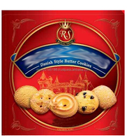 454 Gram Medium Grade Danish Style Butter Cookies