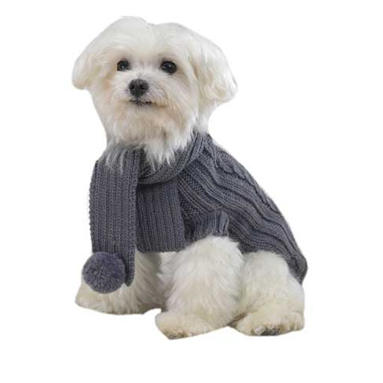Cheap Clothes Japanese Easy Knit Dog Sweater Pattern Free Coats