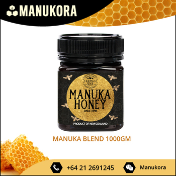 100% Pure and Natural Manuka Bee Honey Bottle Available for Bulk purchase