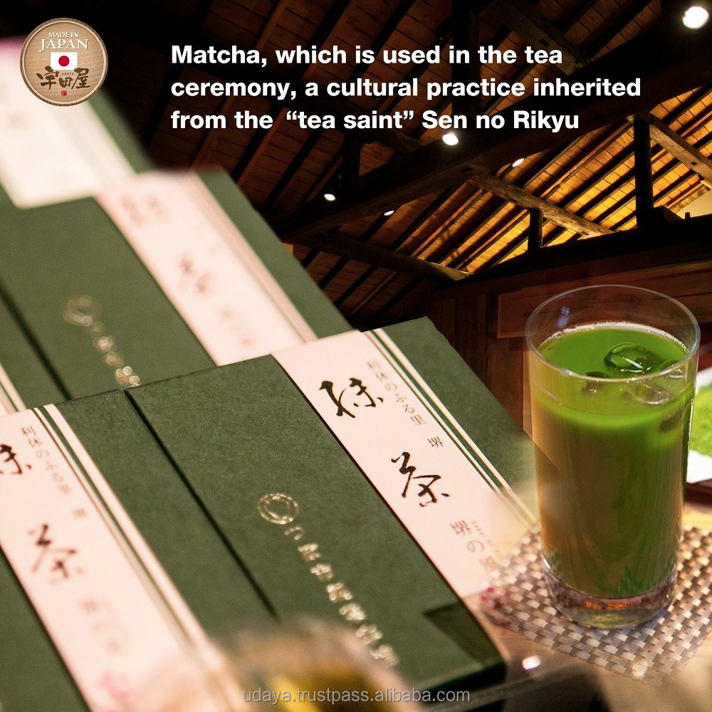 Best-selling and Premium instant tea powder Japanese matcha with antioxidants made in Japan