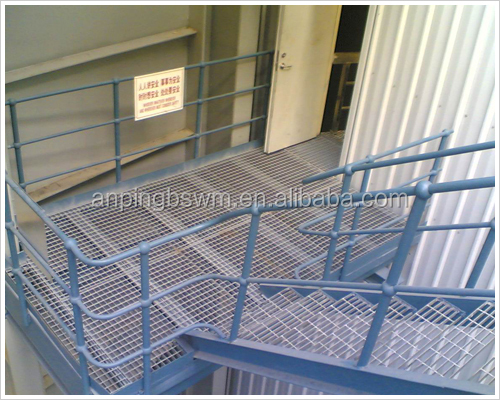 Manufacturer Stainless Steel Material steel walking platform