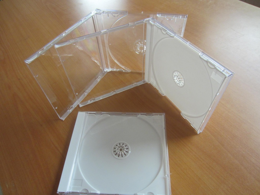 10.4 mm CD Jewel Case