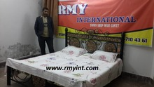 Pakistani RMY 167 top quality cotton printed bed sheets