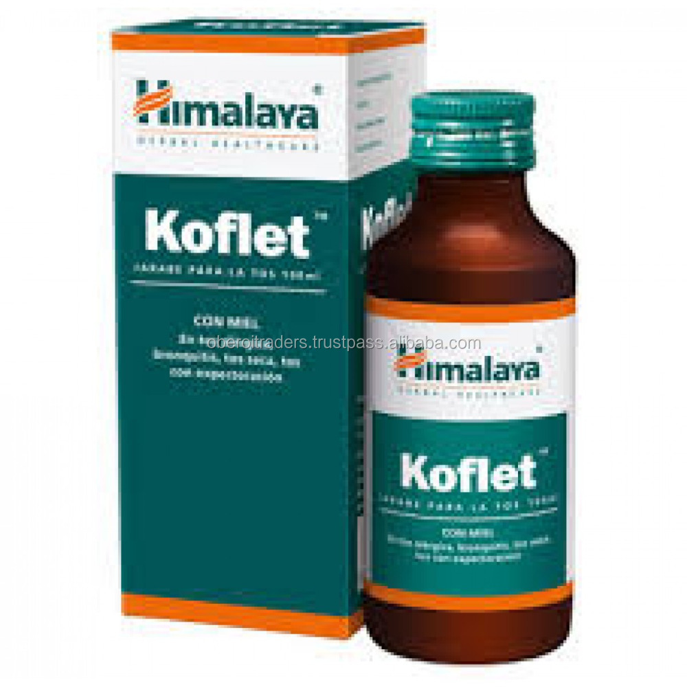 Himalaya Herbals Koflet Syrup The cough reliever