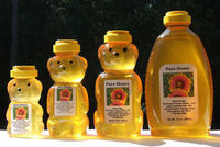 100% natural bee raw honey for sale