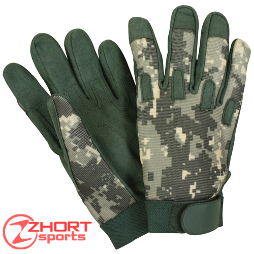 Tactical Police Gloves & Kevlar Security Gloves For Army, Police,Security ZH-PO-04-03