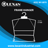 "F700 - 12.5"" Frame Hanger for Terno, Children's/Kids Wear, Swimsuit (Philippines)"