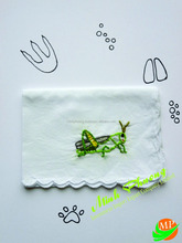 CUTE HANDKERCHIEF WITH EMBROIDERY