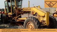 used cat 140G motor grader america made hot sale in china