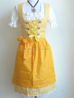 Ripe Traditional Bavarian Dirndl Dress 2012