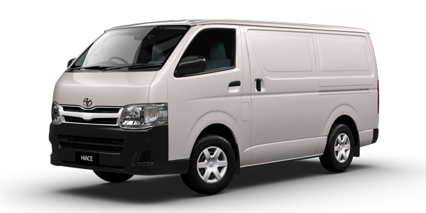 ARMORED/BULLET PROOF TOYOTA HI-ACE VAN