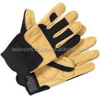 PERFORMANCE LEATHER WORK GLOVES SIZE M XL MENS FARM MECHANICS/ High Quality Working Glove