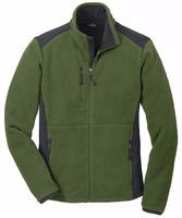 Mens Full Zip Sherpa Fleece Jacket 140064