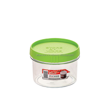 Small Plastic Sweet A.S. Round Container E-414