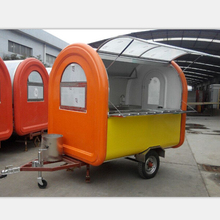 Mobile food cart for sales,food van/street food vending cart