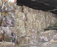 OCC Scrap Recycling Paper