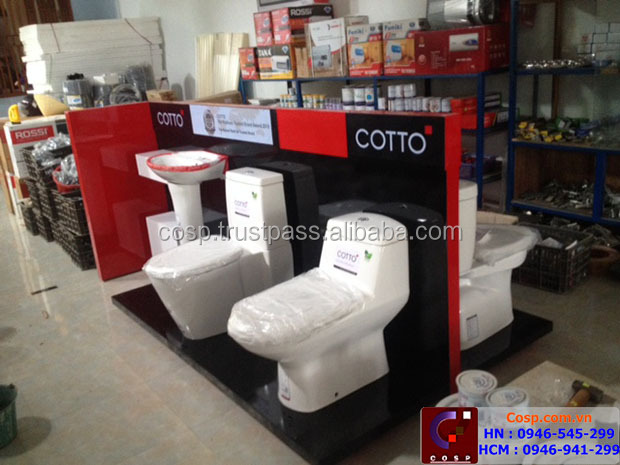 Senior sanitary equipment Shelves for Cotto Thailand