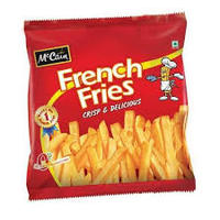 Delicious IQF/frozen French Fries in 2016