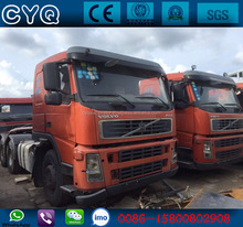 Used Volvo FM12 tractor / truck head machinery for sale (whatsapp: 0086-15800802908)