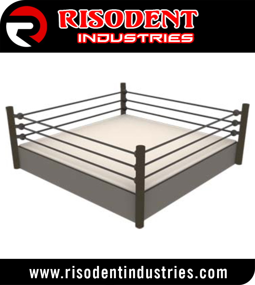 floor boxing ring for sale with boxing ring rope