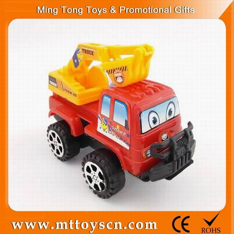 4 style mixed packing mini friction car toy