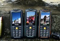 Waterproof Cell Phone dual SIM with Bluetooth F8