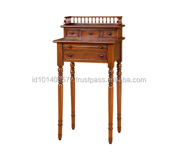 Mahogany Chasier Table Allendle 65 Indoor Furniture