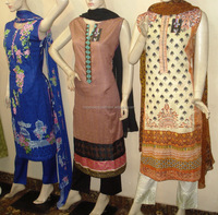 Ladies suits manufacturers in Lahore / embroidery designs salwar kameez in Lahore