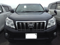 SECOND HAND CARS IN JAPAN FOR SALE FOR TOYOTA LAND CRUISER PRADO TX TRJ150W