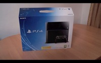 "SALE For Sony PlayStation 4 PS4 500GB Console with ""Assassin's Creed IV: Black Flag"" Game and Console Travel Bag"