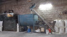 Detergent Powder Mixer Machine