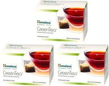 himalaya herbal teas green tea 10 tea bags of 2g each ...