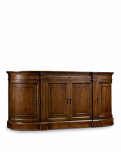 2017 New Colonial Style - Teak wood Sideboard with Decorative Mirror