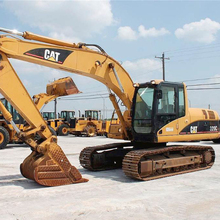 Cat 320c used excavator for sale in Shanghai China, used cat excavator