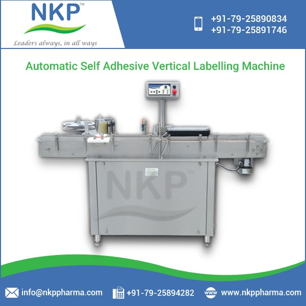 Best Selling High Perfomance Automatic Self Adhesive Labelling Machine