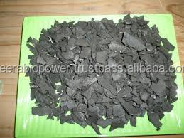 INDIAN COCONUT SHELL CHARCOAL