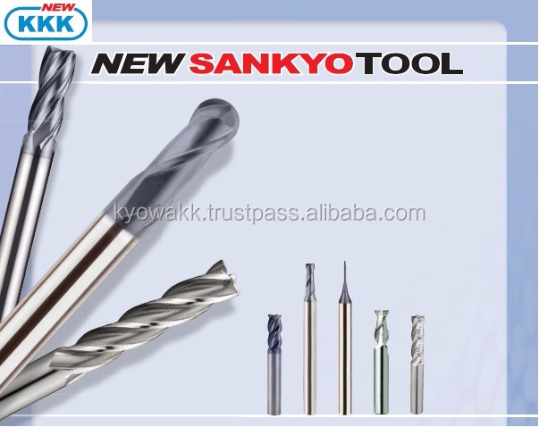 Durable wear resistance thread milling cutter with AlCr coating