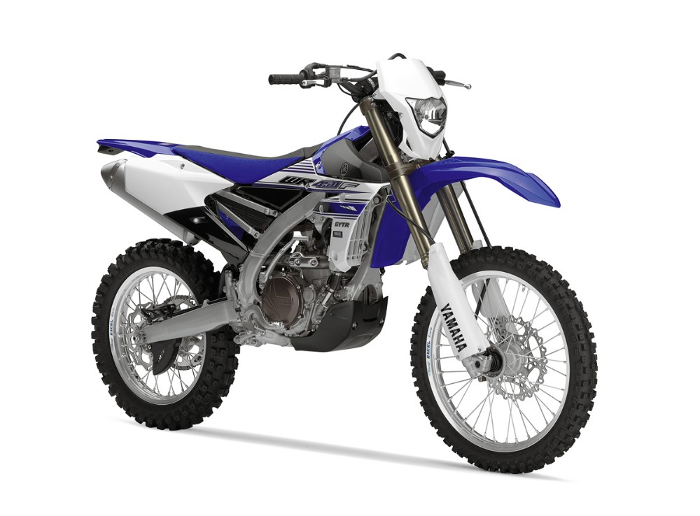 BUY GENUINE 2016 / 2017 WR450F Enduro Motorcycle Electric Start