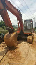 High Quality Japan Made Excavator, Used Hitachi EX120-1 Excavator for Sale
