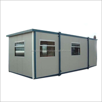 Jeddah porta cabin prefabricated house labor camp building